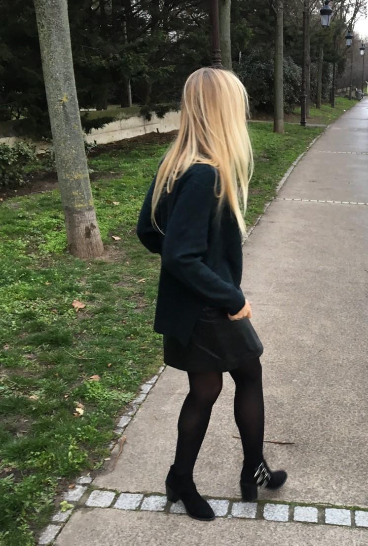 Mon beau manteau en fausse fourrure _ image 5