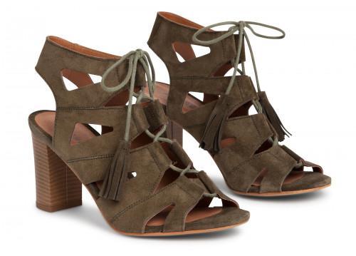 Sandale Theia kaki - André