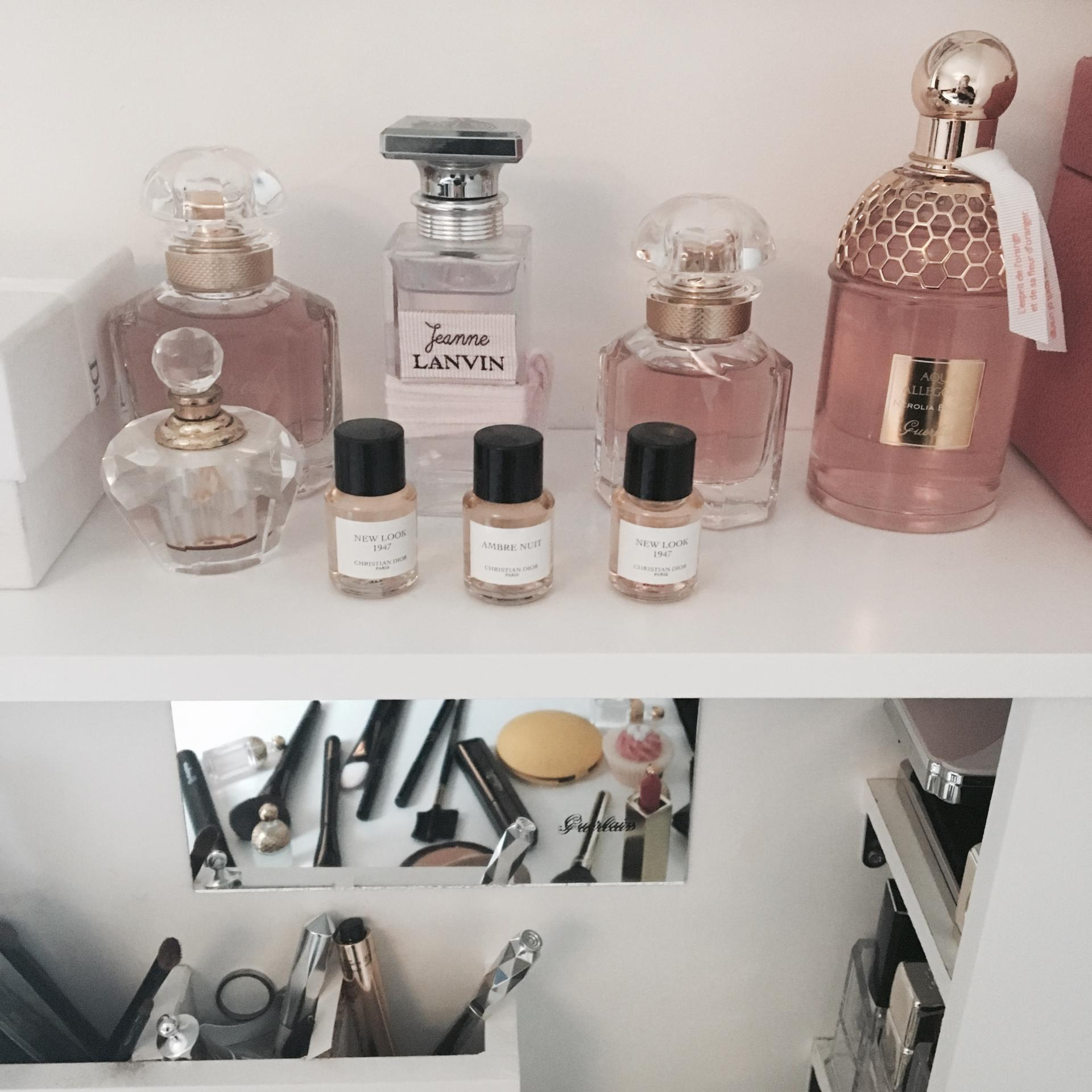 Ma routine make-up + concours Guerlain 5