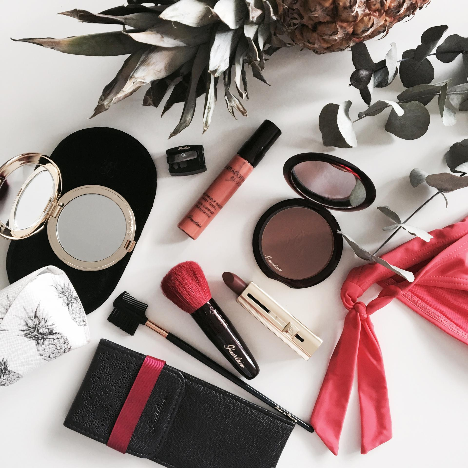 Ma routine make-up + concours Guerlain 6