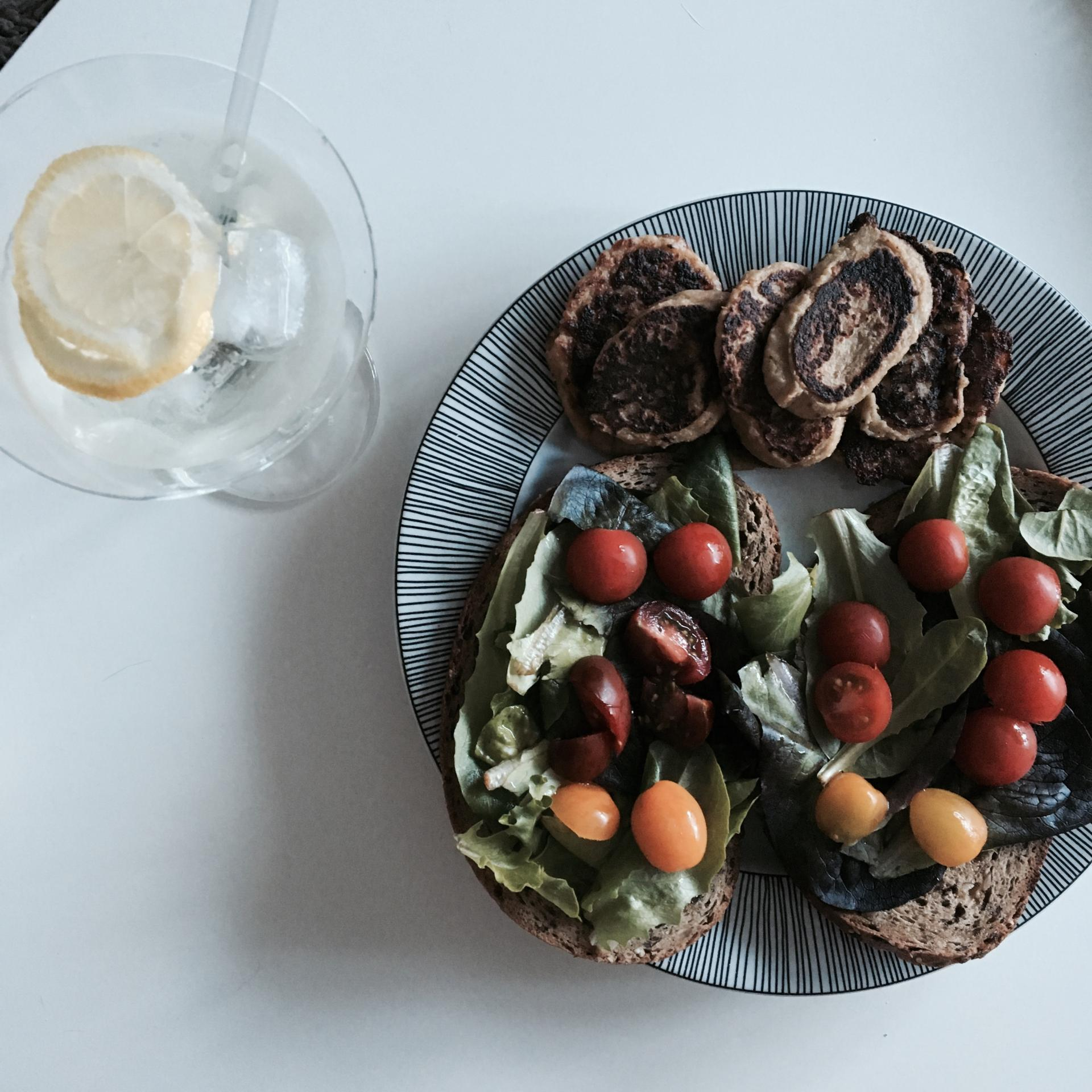 Une semaine dans mon assiette - Défi Vegan 7 jours 16
