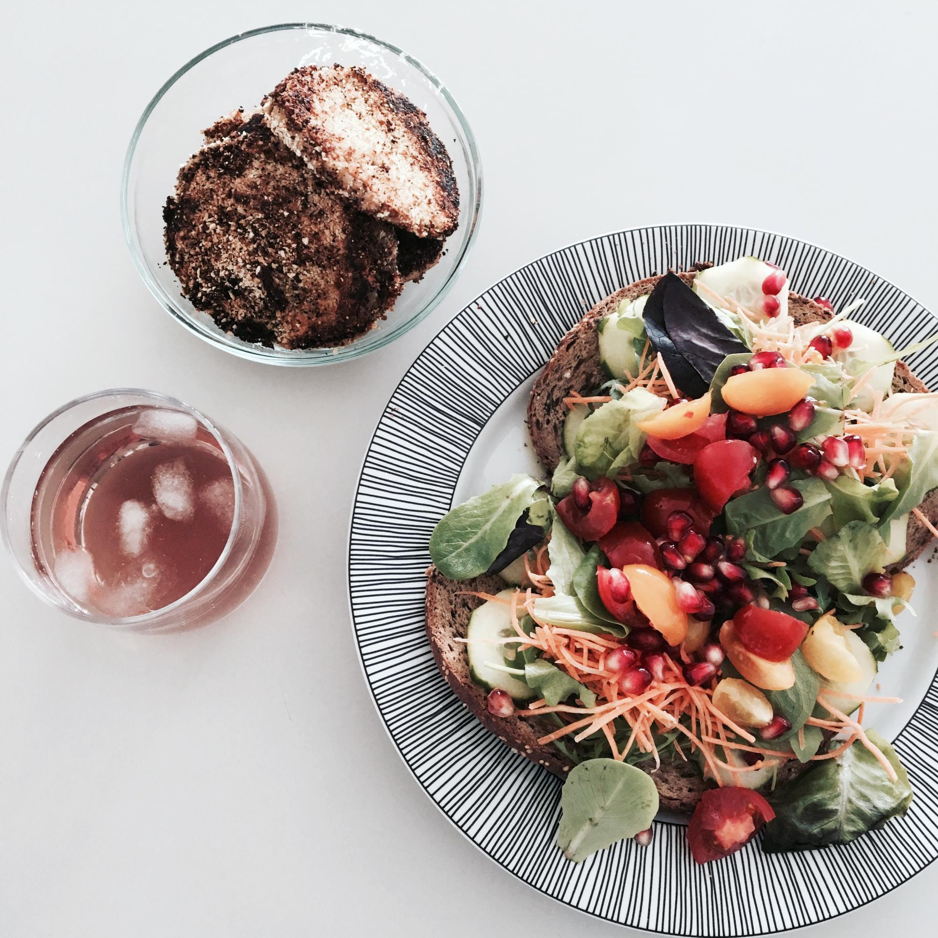 Une semaine dans mon assiette - Défi Vegan 7 jours 12