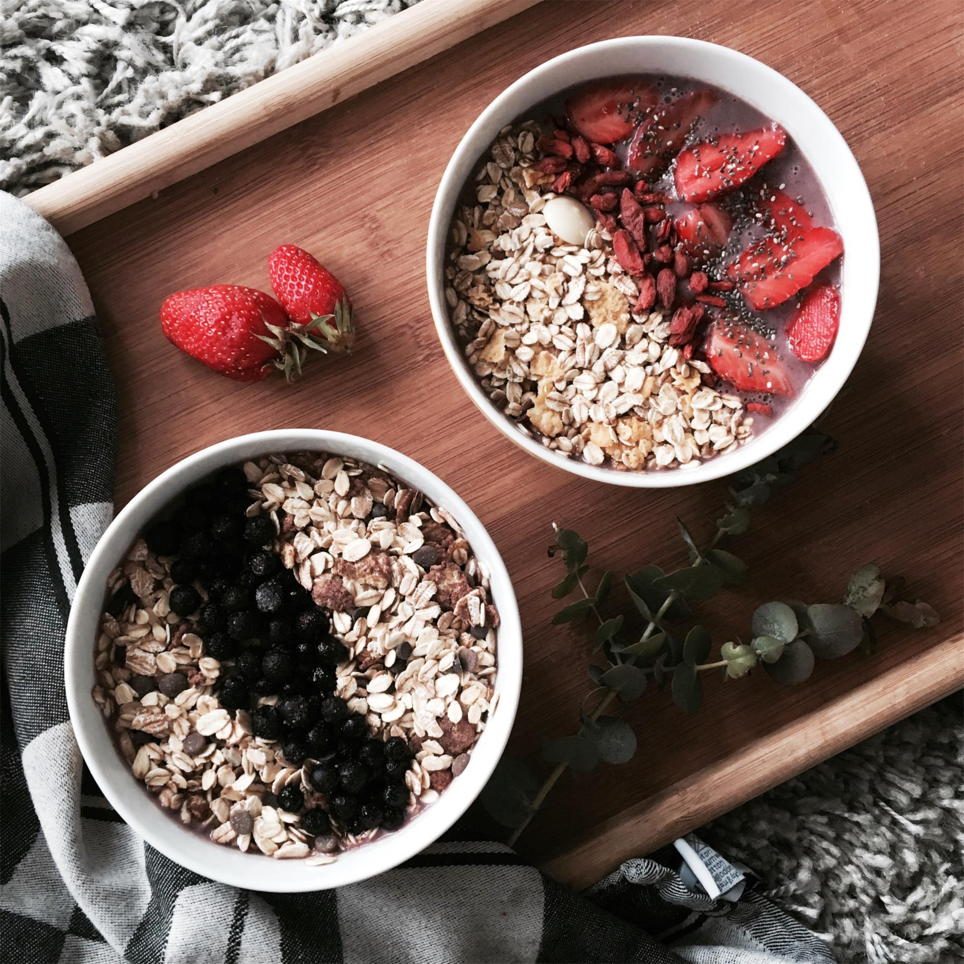 petit d jeuner healthy mes 3 recettes faciles et rapides sharefashion. Black Bedroom Furniture Sets. Home Design Ideas