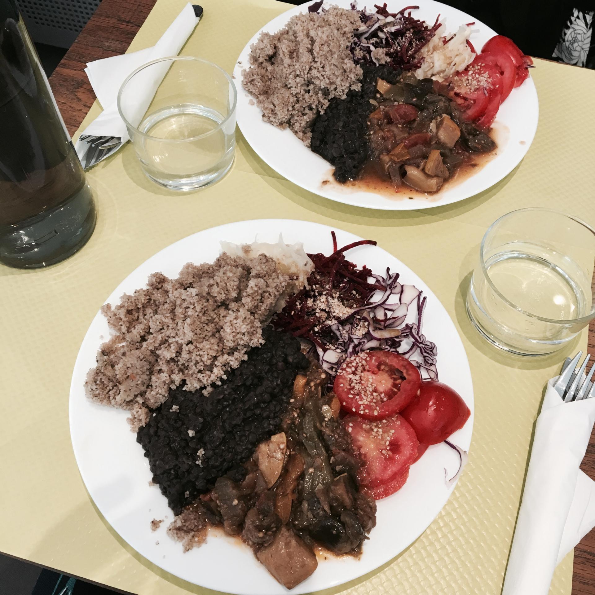 Resto healthy à Paris : 7 adresses pour manger bio et sans gluten