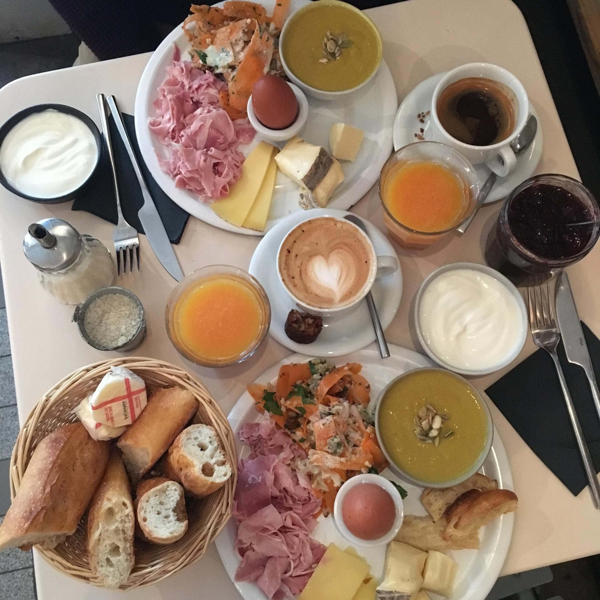 Mes adresses de Brunch à Paris #favoris