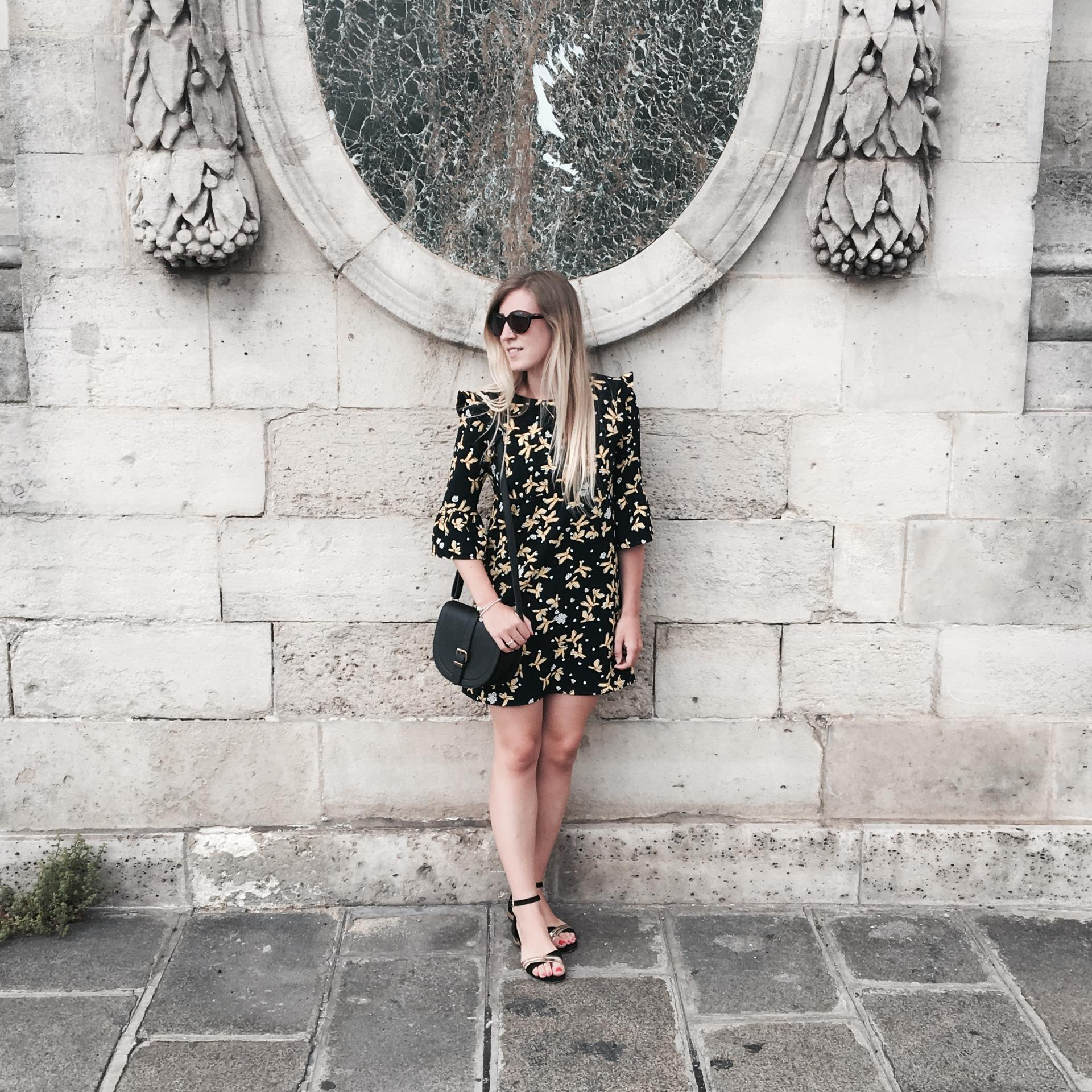Sharefashion - Crush du moment : La jolie robe fleurie
