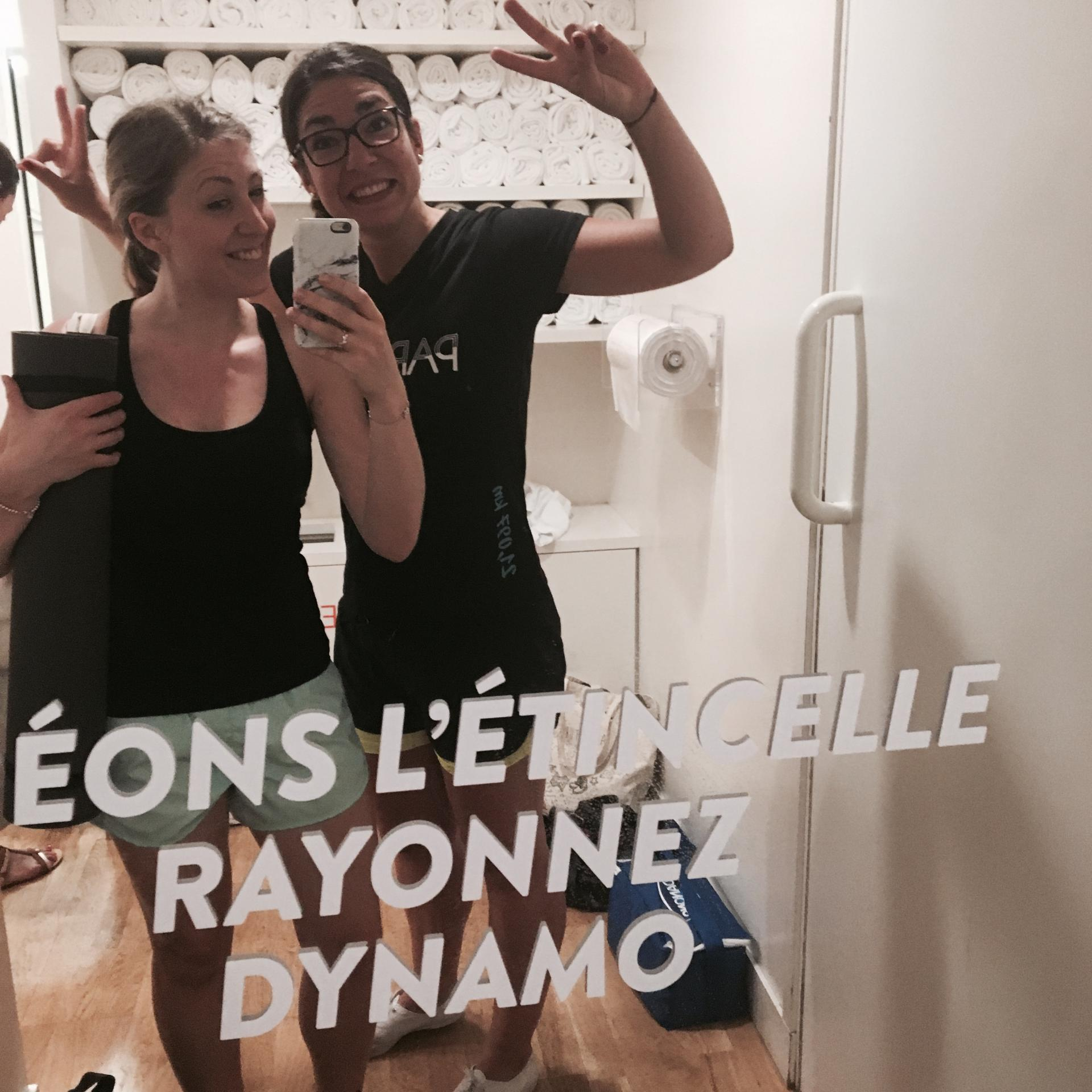 Sharefashion - SportTour, j'ai testé les salles de sport à Paris - Dynamo