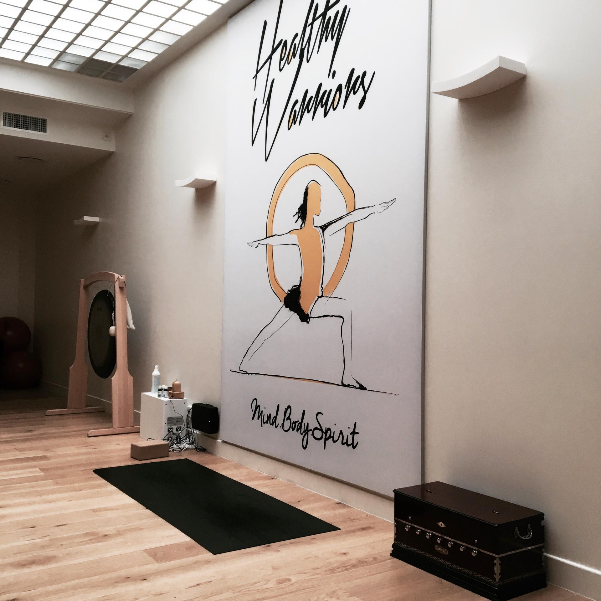 Sharefashion - SportTour, j'ai testé les salles de sport à Paris - Healthy warrior