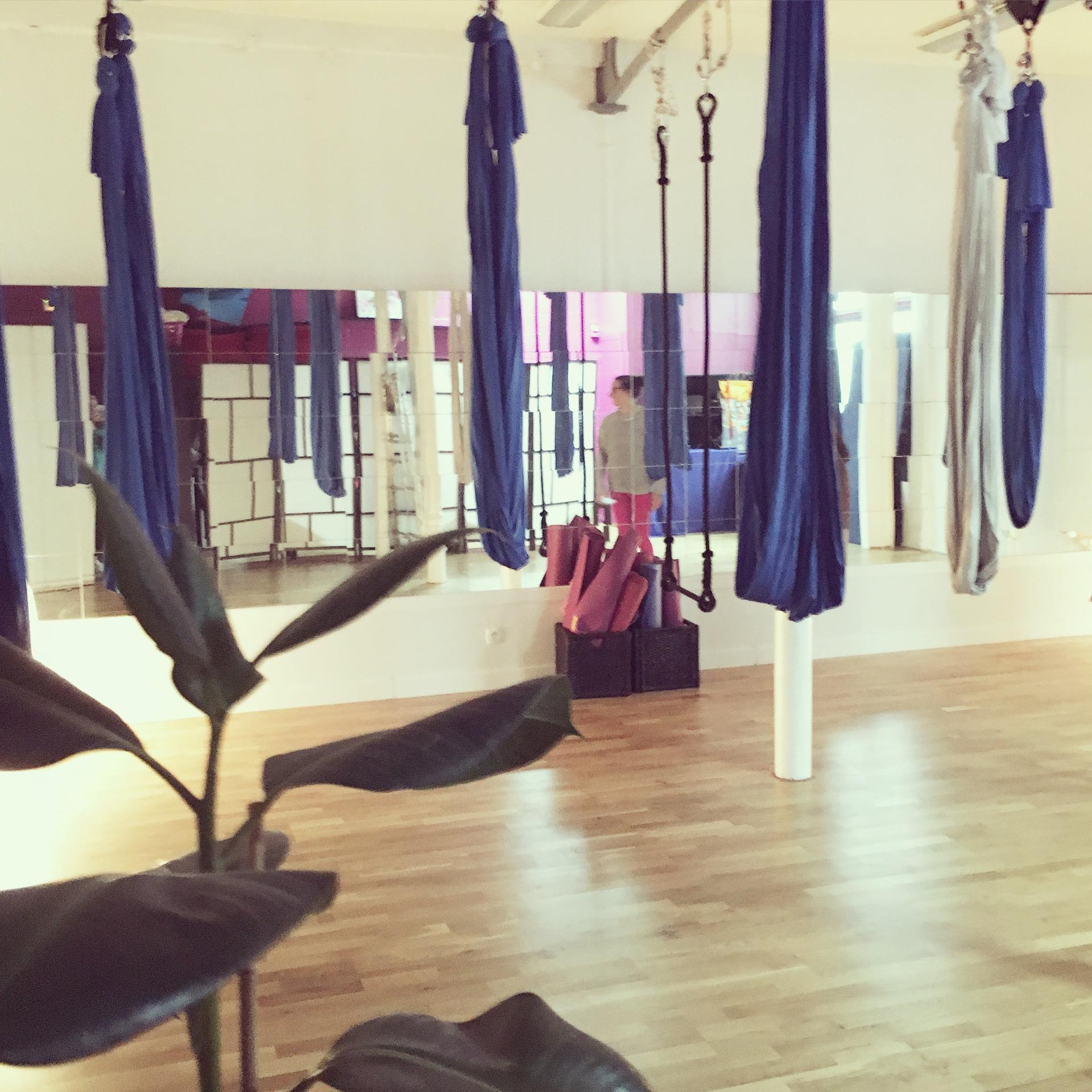 Sharefashion - SportTour, j'ai testé les salles de sport à Paris - Fly Yoga