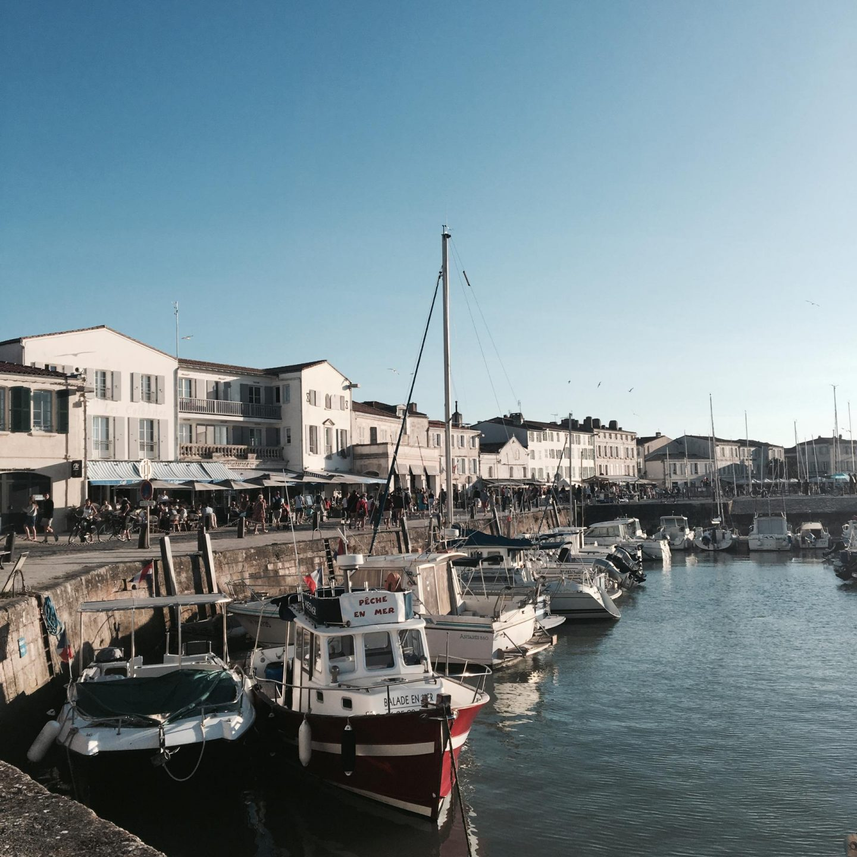 Un week-end à l'île de Ré (& un passage à La Rochelle)