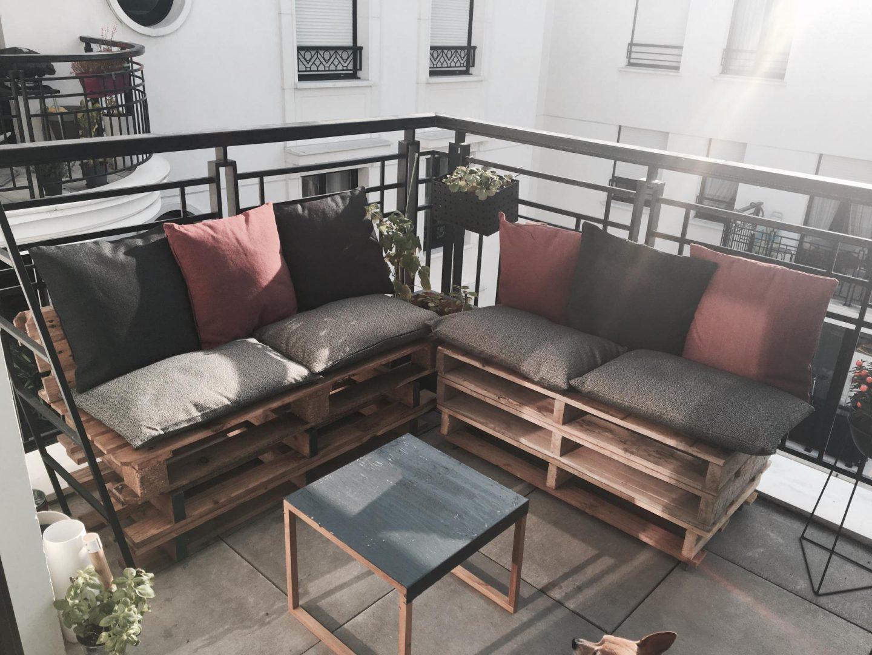 Mes idées déco pour aménager une terrasse, inspiration scandinave et cocooning