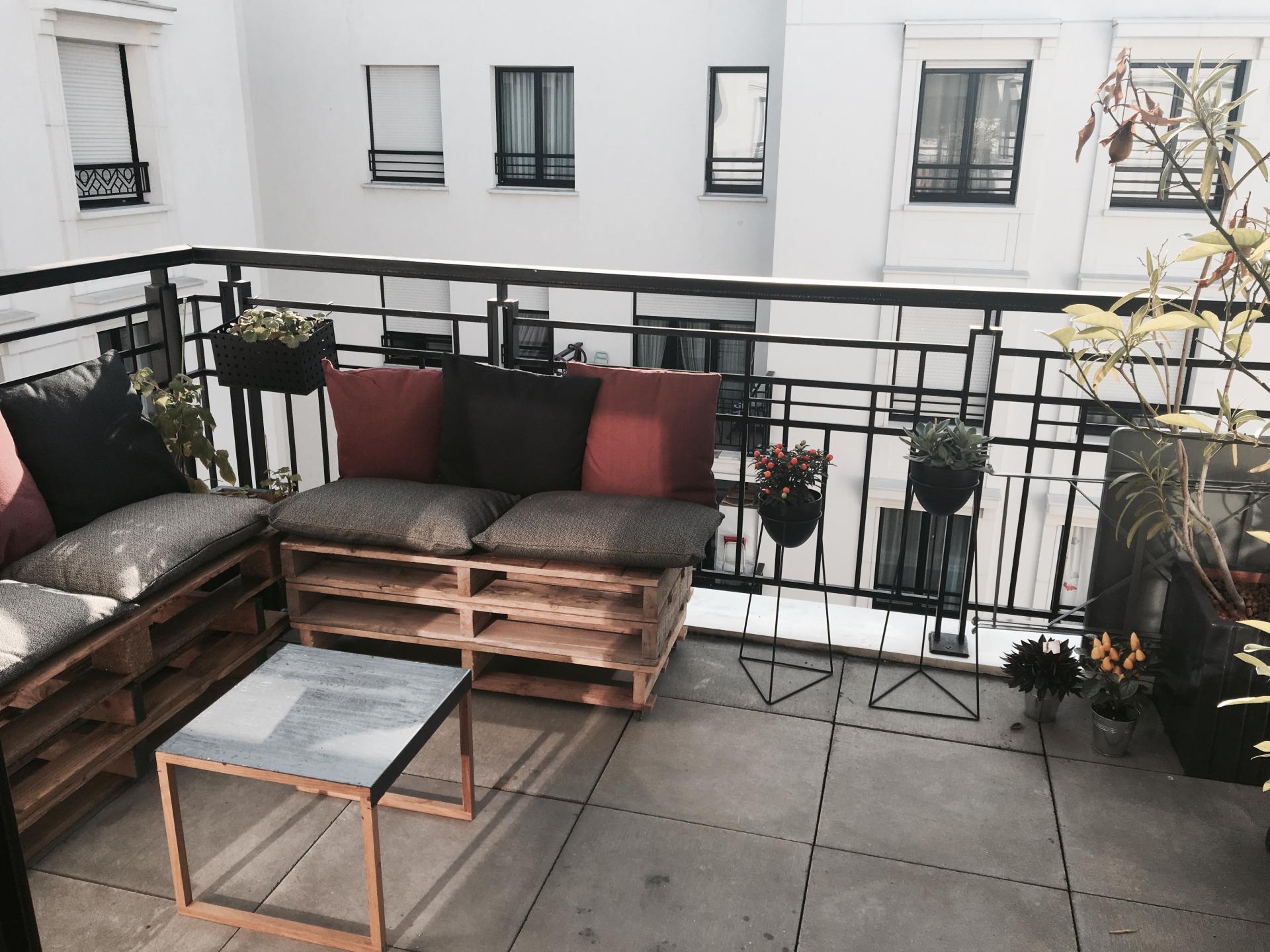 Amenager Une Terrasse pour idées déco pour aménager une terrasse - sharefashion