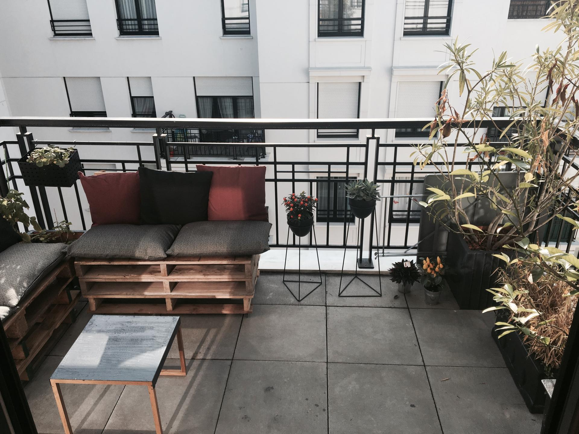id es d co pour am nager une terrasse sharefashion. Black Bedroom Furniture Sets. Home Design Ideas