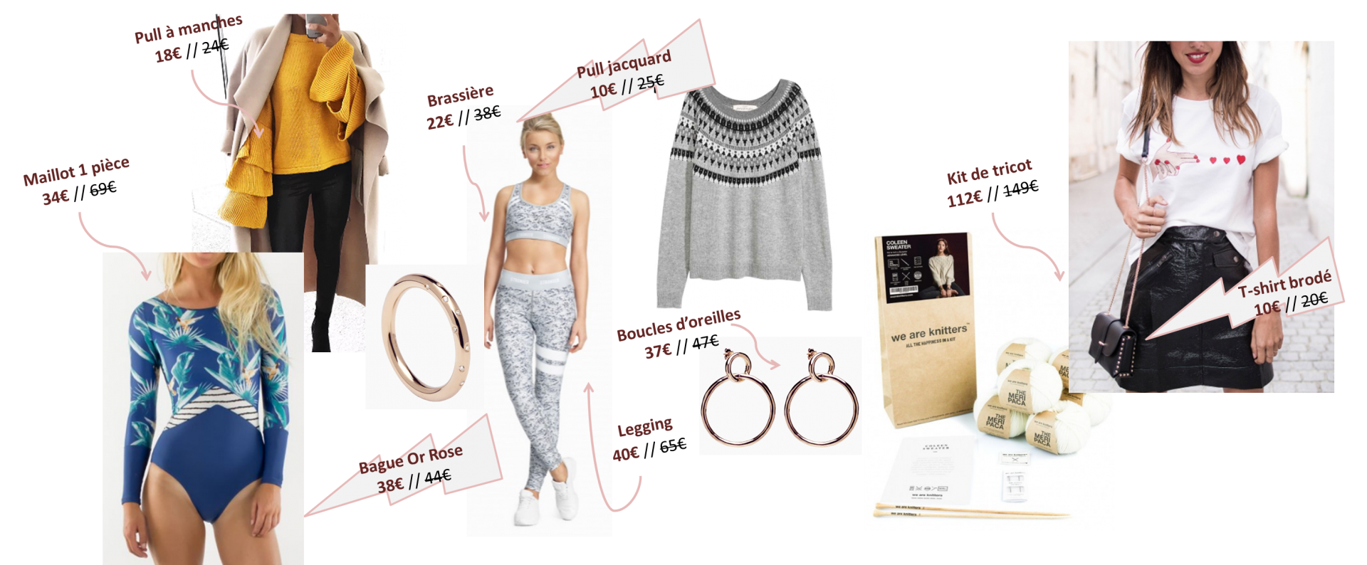 Sharefashion - Cybermonday ma sélection et codes promos