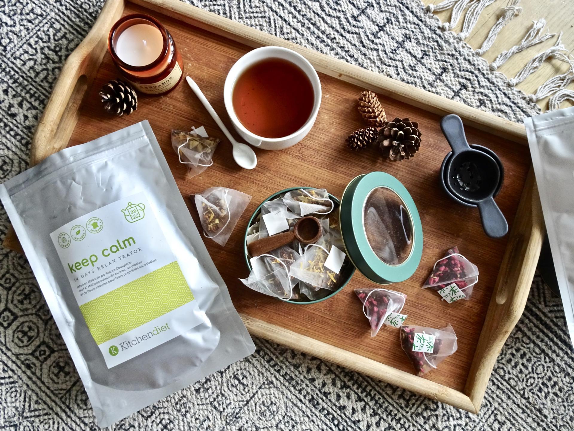 kitchendiet j 39 ai test la cure de th detox code promo sharefashion. Black Bedroom Furniture Sets. Home Design Ideas