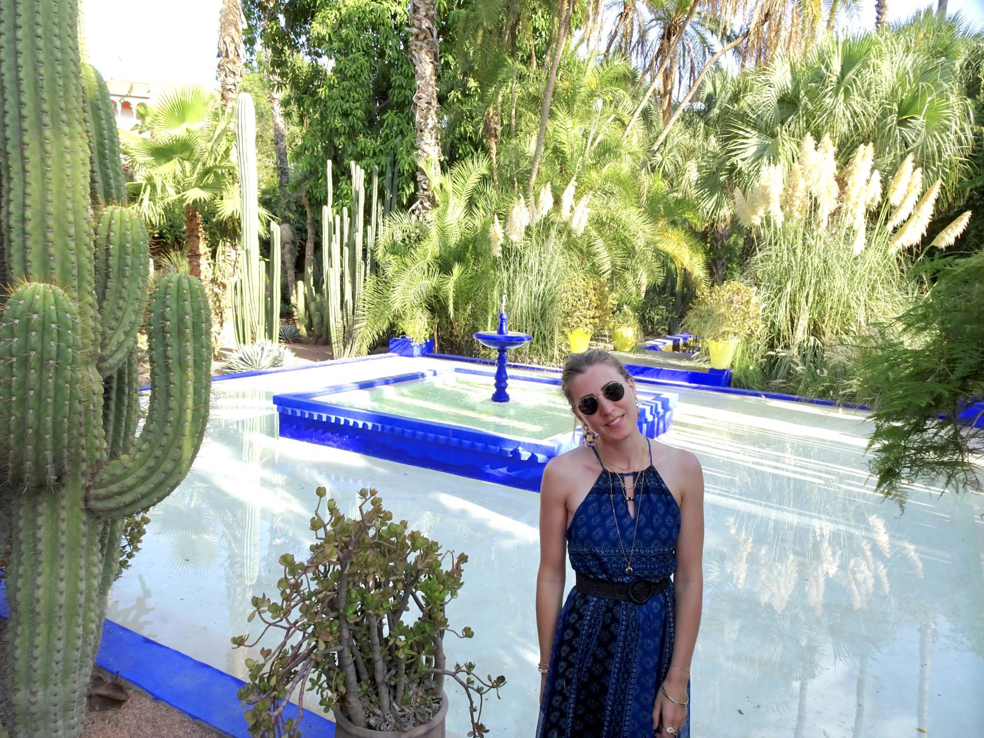 Sharefashion - Marrakech, mon séjour et mes adresses