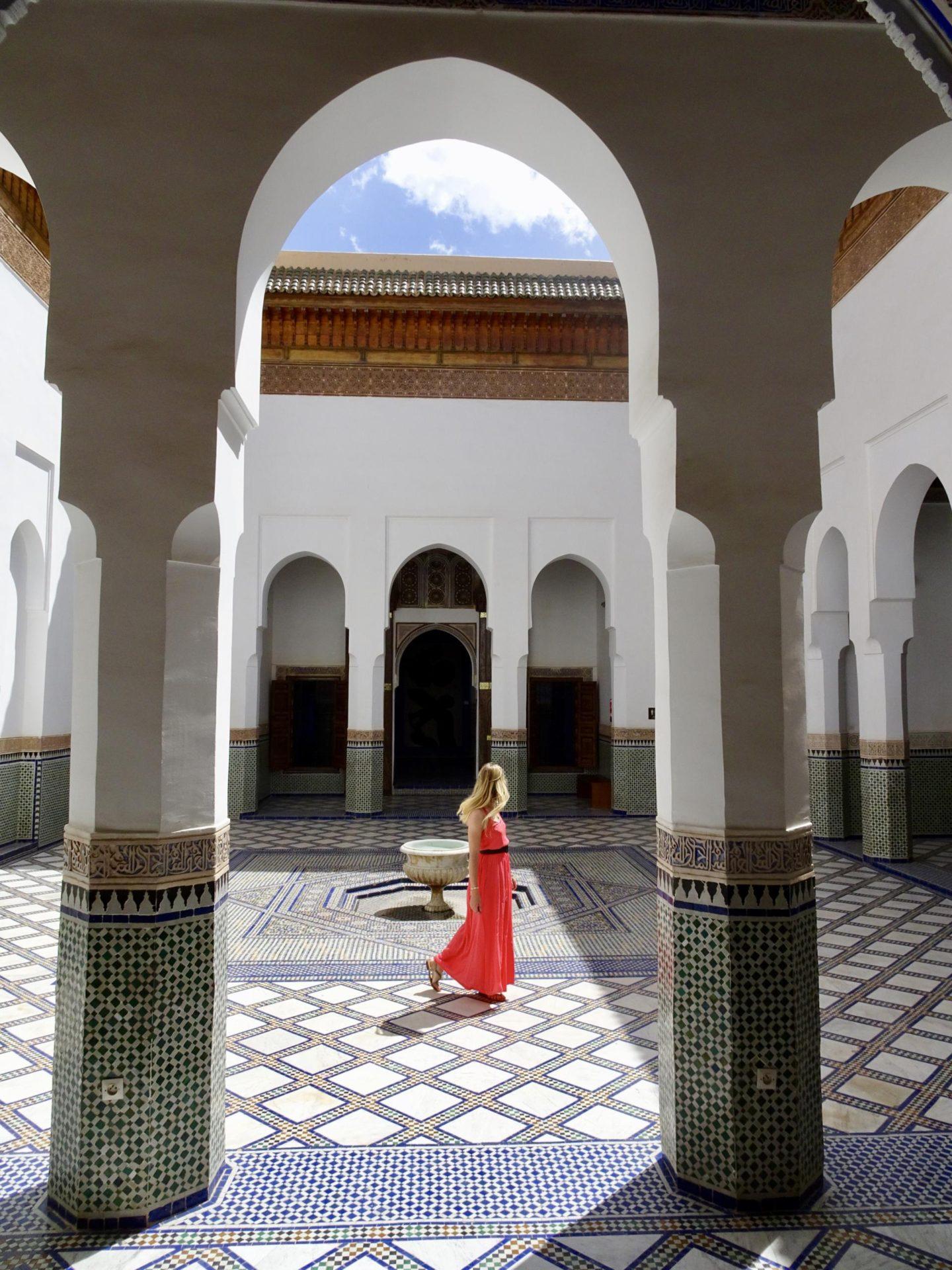 Marrakech, mon séjour et mes bonnes adresses