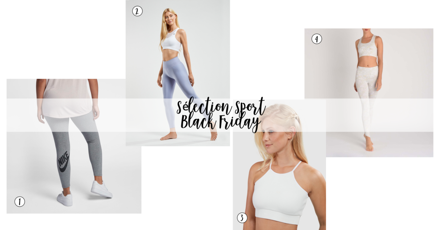 sharefashion - sélection sport black friday 2018