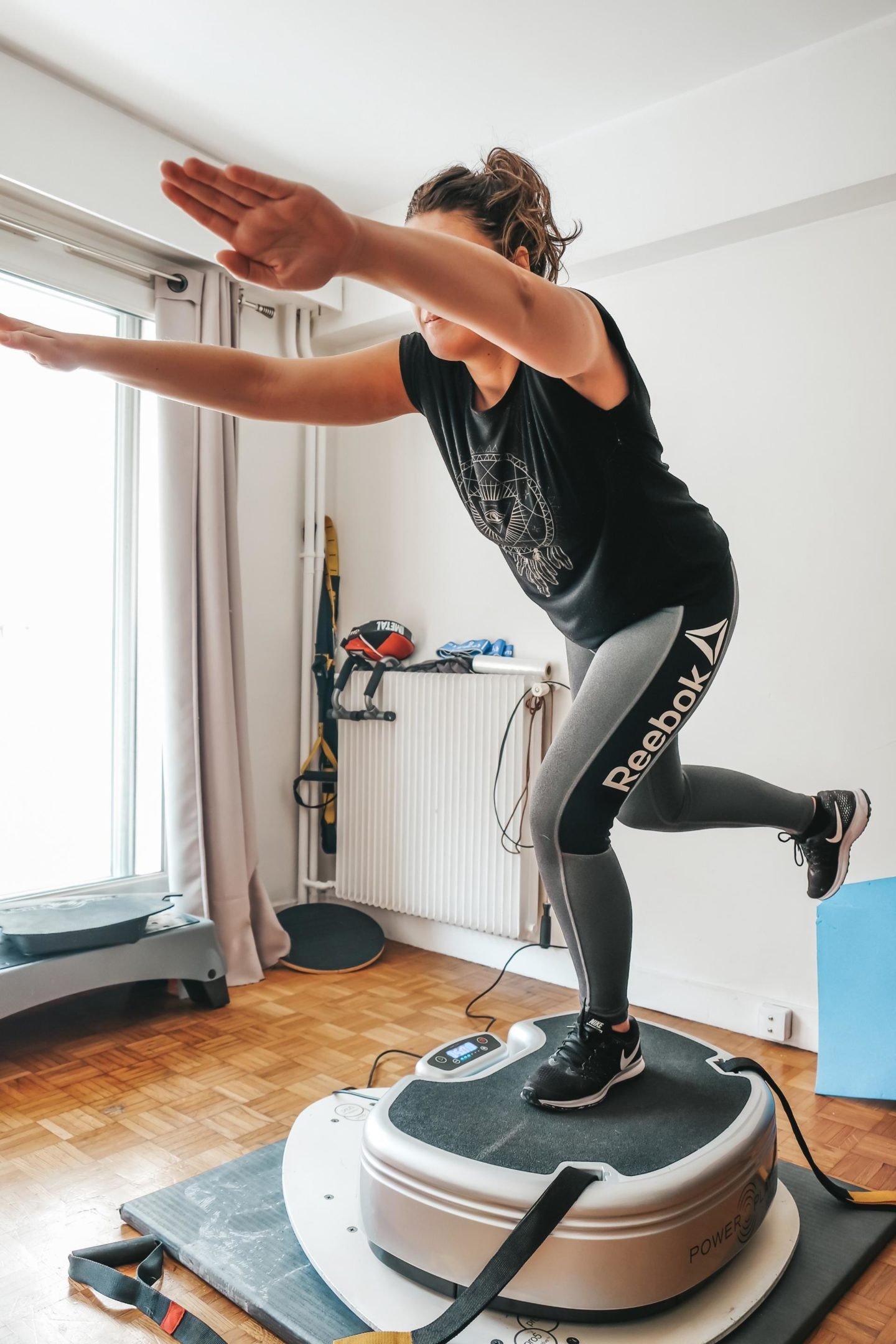 modèle powerplate move