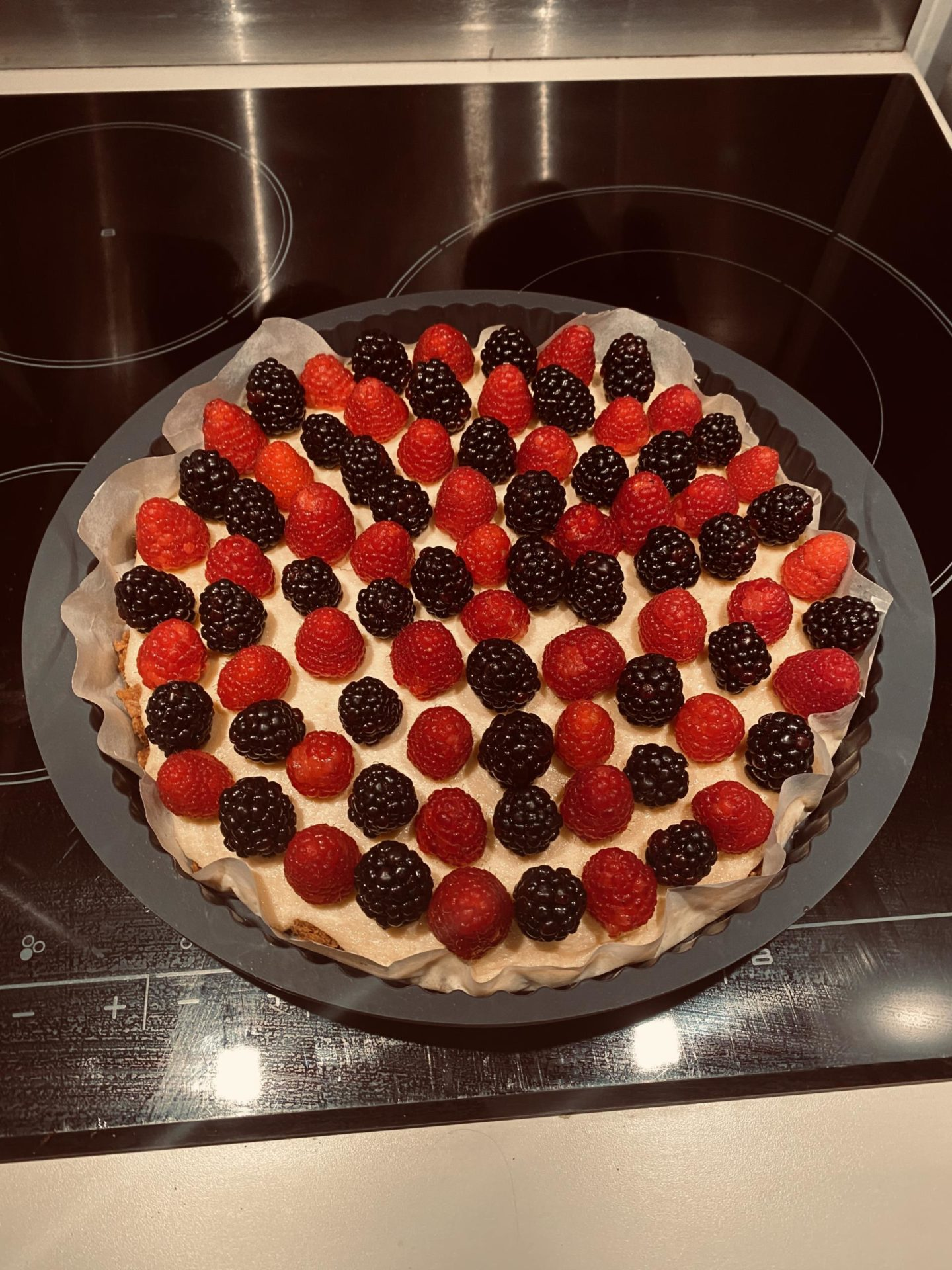 Ma recette de Cheesecake Healthy sans fromage
