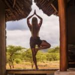 safari yoga afrique du sud