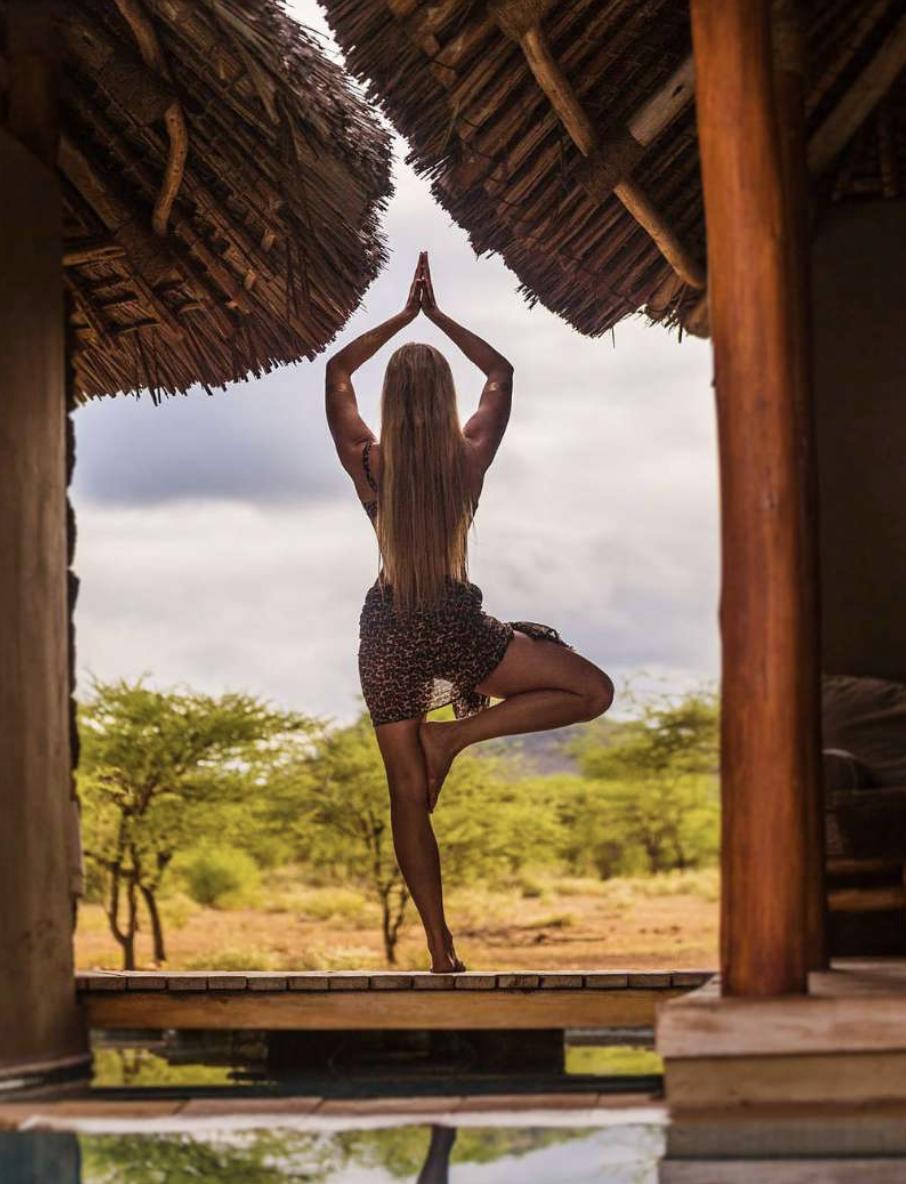 Je vous dévoile mon Big Projet – Je lance mon 1er Safari Yoga